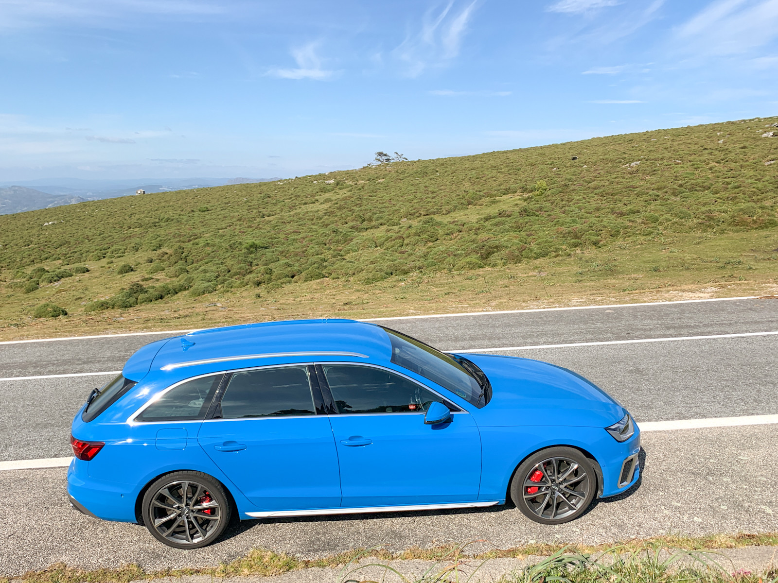 Foto de Audi S4 Avant 2020 (prueba) (4/26)