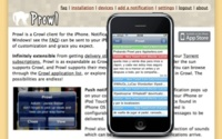 Prowl, notificaciones Growl en tu iPhone