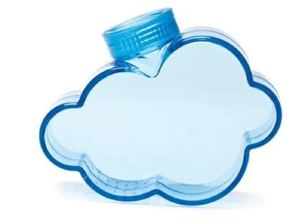 La adivinanza decorativa del viernes: nube