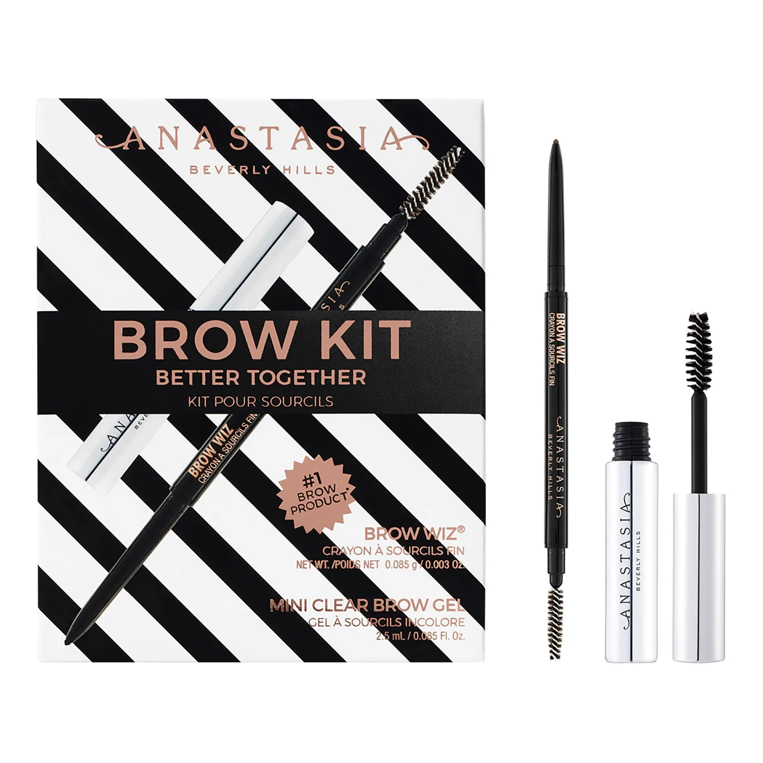 Better Together Brow Kit Cofre Maquillaje Cejas de Anastasia Beverly Hills