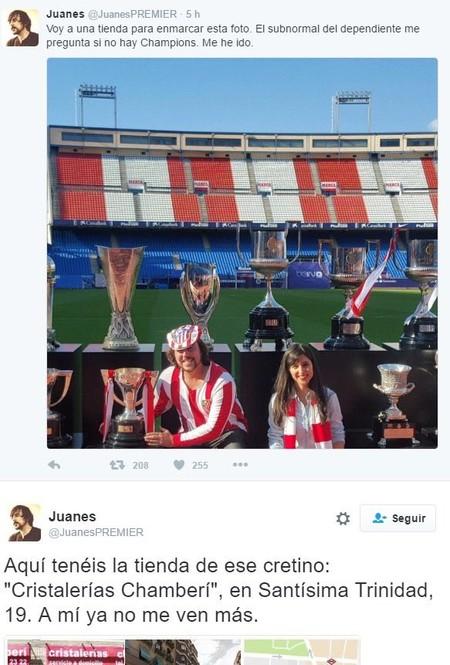 Juanes Premier