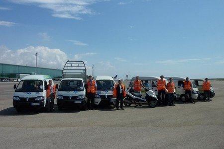AENA quiere vehículos eléctricos en los aeropuertos