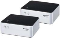 Sharp HN-VA40S, Ethernet en la red eléctrica