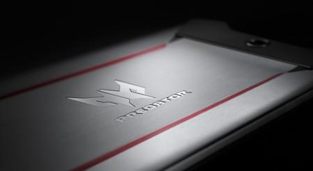 Acer Predator 8 Gt 810 Texture Back