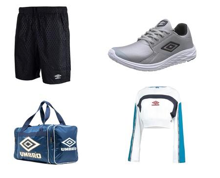30% de descuento en Umbro sólo hoy en Amazon: rebajas en calzado y ropa deportiva para hombre y mujer