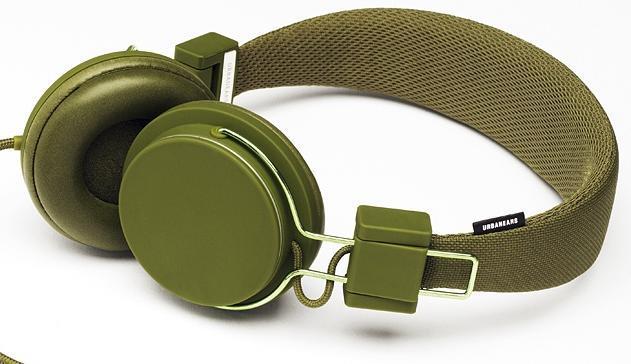 Foto de Plattan, nuevos auriculares de Urbanears (6/10)