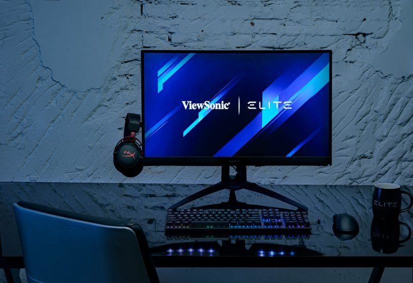 Pantalla curva, 27 pulgadas y resolución QHD: así es el ELITE XG270QC, el nuevo monitor gaming de ViewSonic