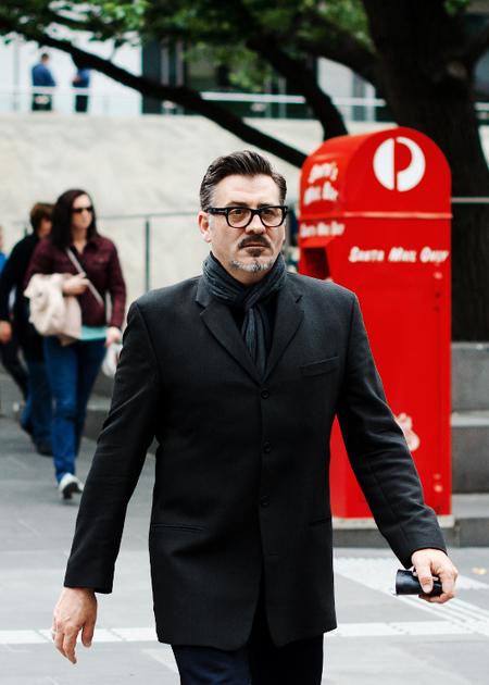 Street Style Gafas Abrigo