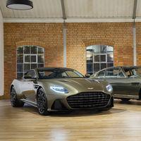 """El Aston Martin DBS Superleggera se pone """"al servicio de Su Majestad"""" con esta edición especial James Bond"""