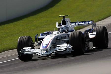 Vettel Indianapolis F1 2007