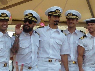 Los Backstreet Boys se embarcarán en un crucero con sus fans y nos preguntamos si cantarán The Love Boat