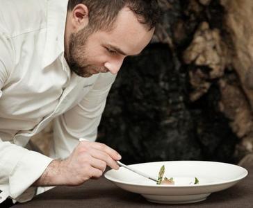 Ricardo Sotres del restaurante El Retiro, XII Edición del Premio Bacalao Giraldo