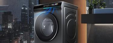 Xiaomi presenta en Youpin su lavadora-secadora más inteligente
