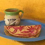 Probamos las tortillas ceremoniales de las cocineras tradicionales de Guanajuato
