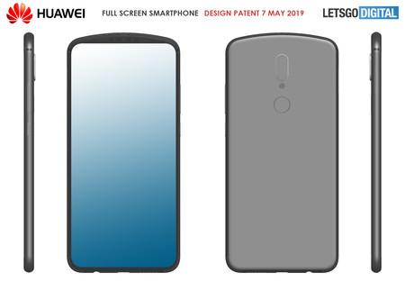 Huawei Nuevo Notch