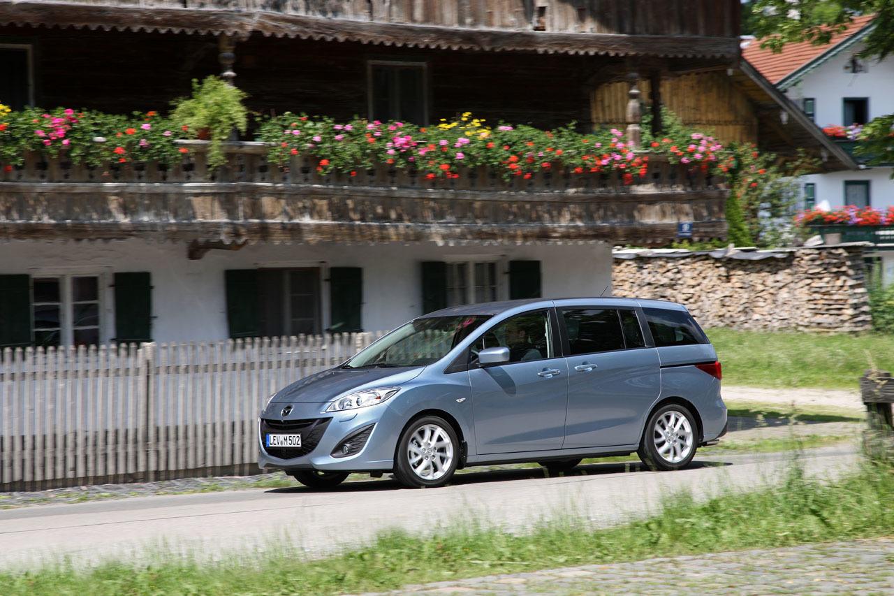 Foto de Mazda5 2010 (36/121)