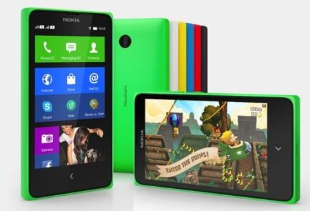Nokia X+ y XL, Android a precio más que asequible