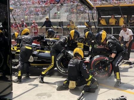 Ricciardo Canada F1 2019
