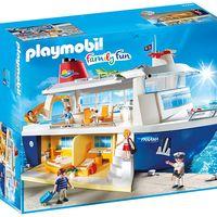 Barco de crucero Playmobil con 20 euros de descuento en Alternate