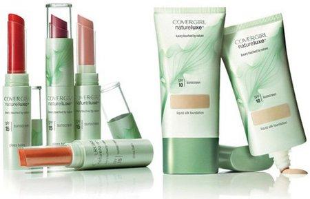 Covergirl Nature Luxe, una nueva línea de maquillaje orientada a lo natural
