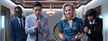 'The Good Place' no tiene miedo a los cambios en la conclusión de su desternillante temporada 2