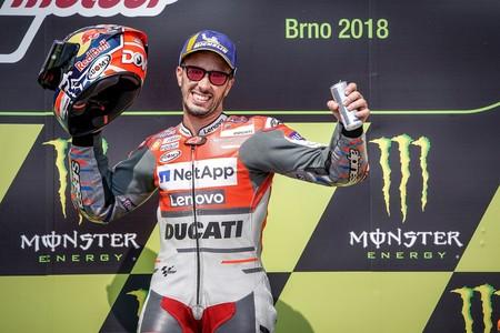 Andrea Dovizioso Gp Republica Checa Motogp 2018 9
