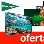 Precios de locura en los Tecnoprecios de El Corte Inglés: estrenar alguna de estas 11 smart TV Philips, LG o Samsung te puede salir hasta un 28% más barato