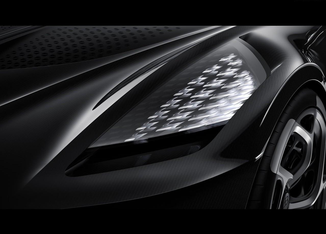 Foto de Bugatti La Voiture Noire (25/28)