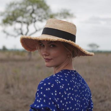 Estas son las preciosas y románticas imágenes de la luna de miel de Karlie Kloss y Joshua Kushner en Sudáfrica