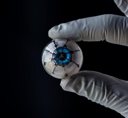 Se logra imprimir en 3D un prototipo de 'ojo biónico'
