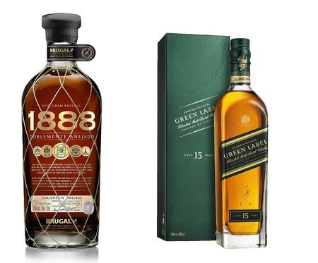 Regalos para el día del padre 2018: ofertas flash en ron y whisky de primeras marcas en Amazon