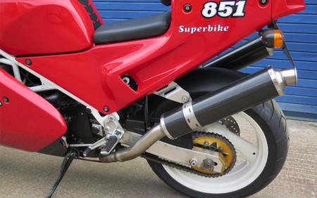 Ducati 851 1991 James May Subasta 2020 3