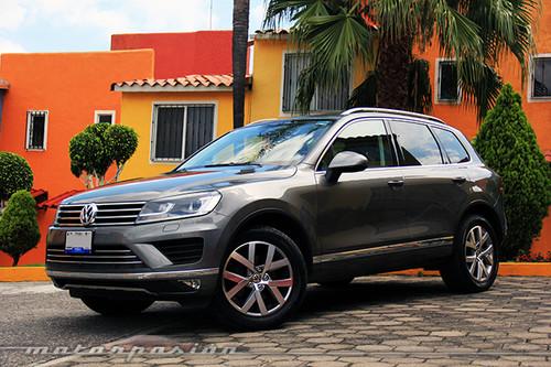 Volkswagen Touareg TDI, probamos uno de los pocos SUV con motor diésel en México (Parte 2)