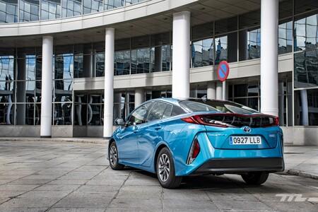 Toyota Prius Plug In 2021 Prueba 024