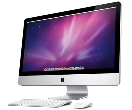 nuevo iMac de 27 pulgadas