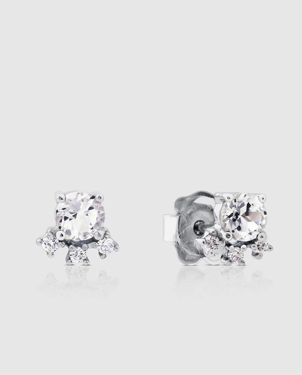 Pendientes de diamantes Tous