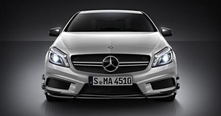 Mercedes-Benz A 45 AMG frontal