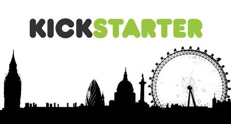 Kickstarter se amplía también al Reino Unido