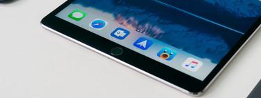 """El iPad Pro (2017) de 12,9"""" Wi-Fi con 256 GB por 748,45 euros en Amazon"""