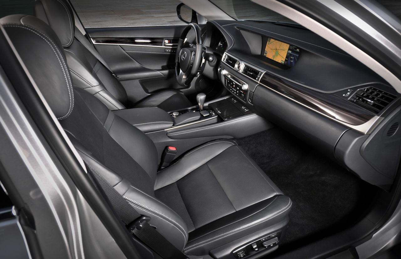 Foto de Lexus GS 450h (2012) (29/62)