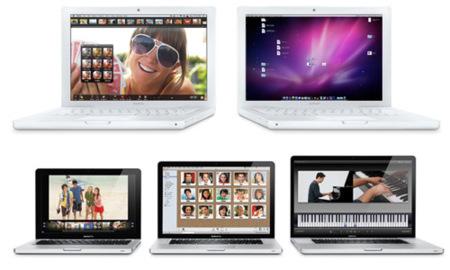 Volviendo a la antigua distribución de portátiles de Apple