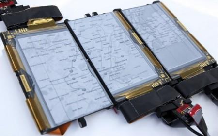 Paperfold, pantallas plegables para repensar el diseño de los smartphones