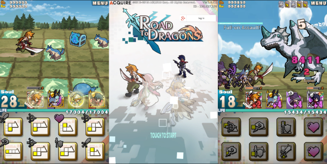 Road To Dragons 1