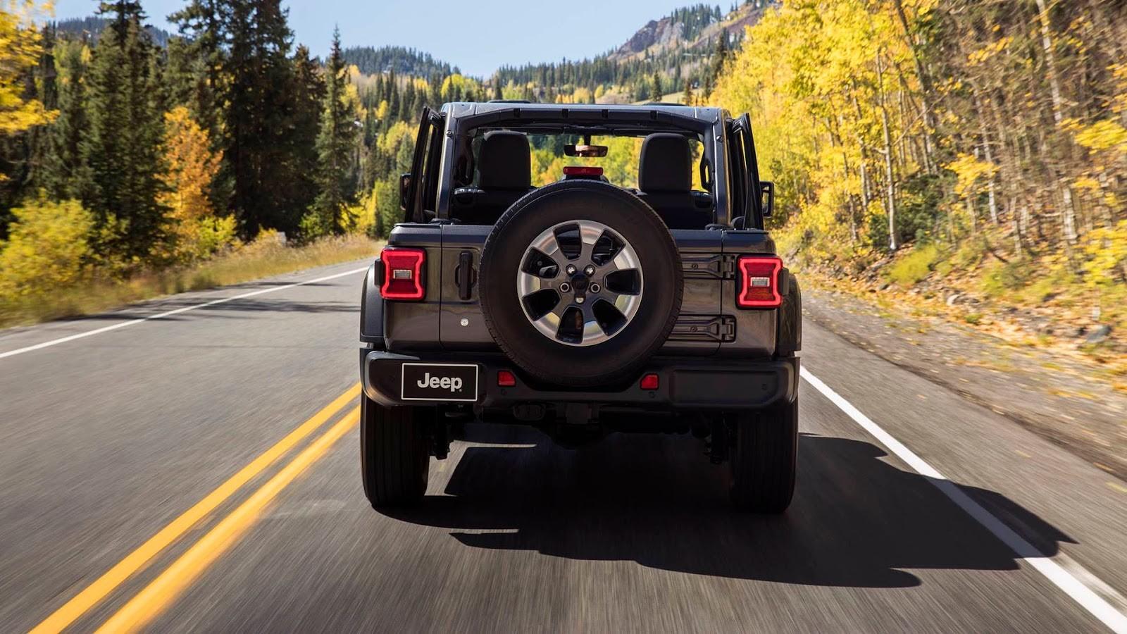 Foto de Jeep Wrangler 2018 (19/114)