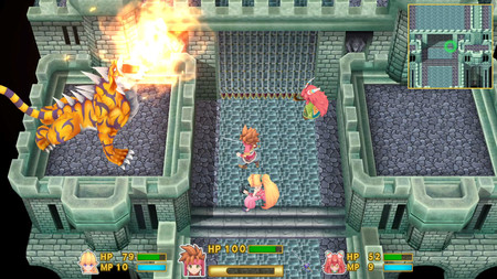 Square Enix explica porqué Secret of Mana Remake no está previsto para Nintendo Switch