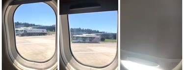 ¿Por qué hay que subir las persianas de las ventanillas de los aviones al despegar y aterrizar?