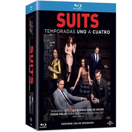 Suits 1a4 2