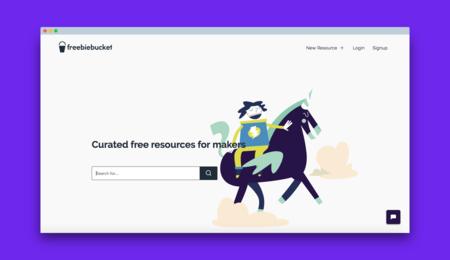Freebiebucket, herramientas y recursos gratuitos para creadores