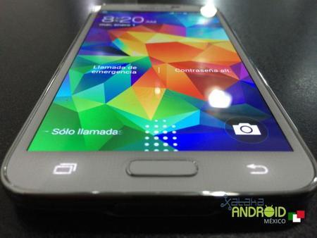 El sensor de huellas del Galaxy S5 es fácilmente hackeable