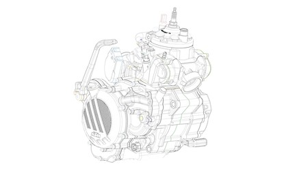 ¡Sorpresa! La inyección electrónica llega a los motores de dos tiempos con dos KTM de enduro